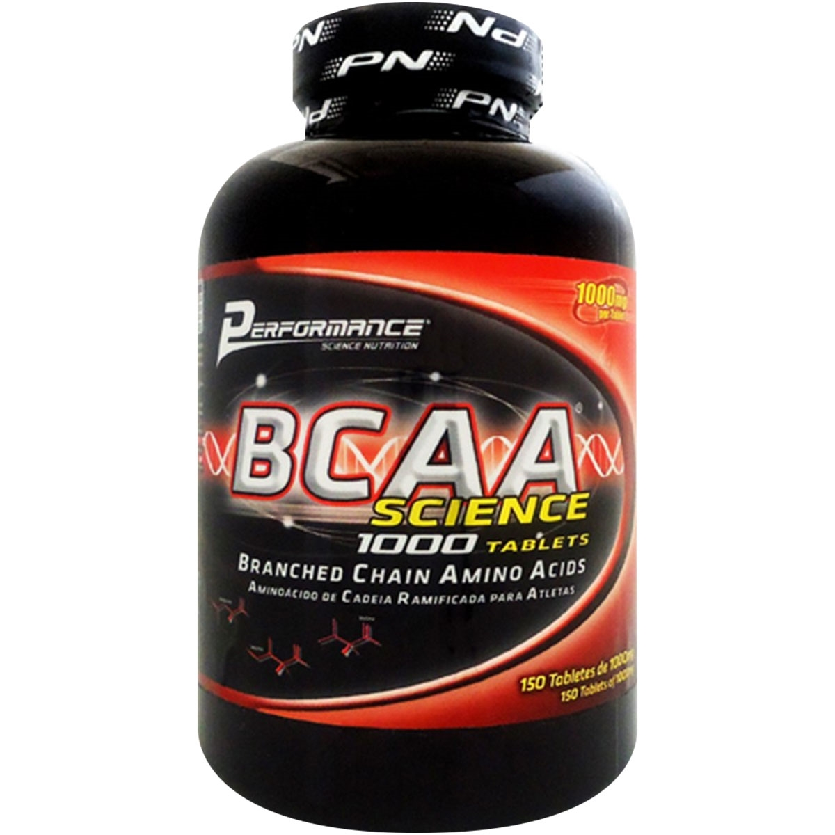 Bcaa science 1000 150 tabletes performance mat ria for 1000 150